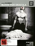 Andy Warhol's Blood for Dracula DVD