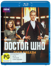 Doctor Who: Deep Breath on Blu-ray image