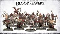 Warhammer Khorne Bloodbound Bloodreavers