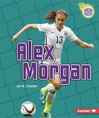 Alex Morgan by Jon Fishman