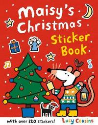 Maisy's Christmas (Sticker Book) by Lucy Cousins