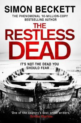 The Restless Dead by Simon Beckett image