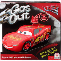 Gas Out Cars 3 Game