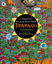 Terrormazia by Anna Nilsen image
