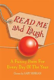 Read Me and Laugh by Gaby Morgan
