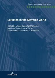 Latinitas in the Slavonic World image
