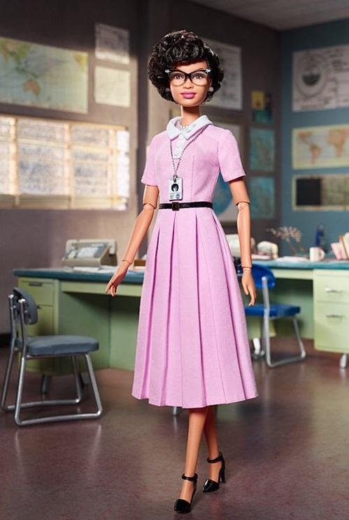 Barbie: Inspiring Women Series - Katherine Johnson Doll