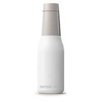 Asobu Oasis Water Bottle - White (600ml)