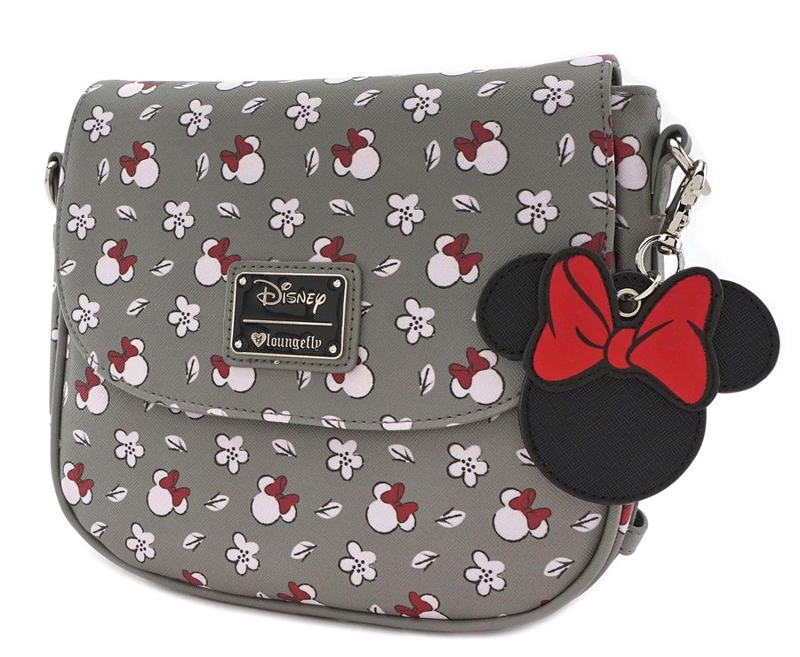 Loungefly: Disney - Minnie Print Handbag image