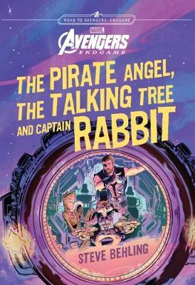 Avengers 4: The Pirate Angel, Talking Tree and Captain Rabbit
