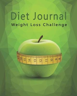Diet Journal Weight Loss Challenge by Michelia Creations
