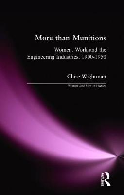 More than Munitions by Clare Wightman