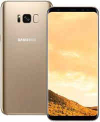 Samsung Galaxy S8+ 64GB (Maple Gold) [Refurbished] image