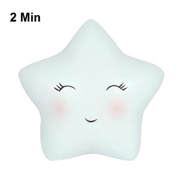 Mt Meru: Star Ornament - 7 x 7.5cm