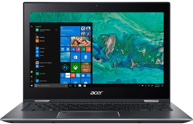 "13.3"" Acer Spin 5 SP513 i7 16GB 512GB Laptop"