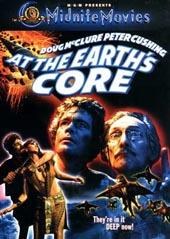 At The Earth's Core on DVD