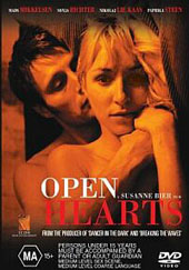 Open Hearts on DVD
