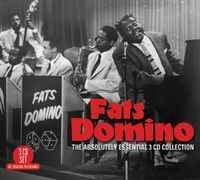 Fats Domino The Absolutely Essential 3CD Collection by Fats Domino