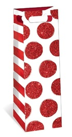 Lady Jayne: Dazzling Dots - Wine Bag image
