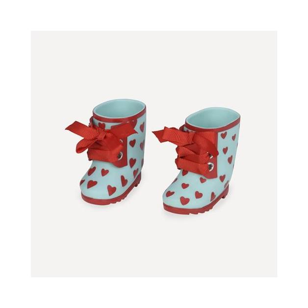 Our Generation: Doll Shoes - It's Raining Hearts!