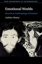 New Departures in Anthropology by Andrew Beatty
