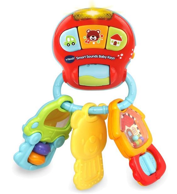 Vtech: Drive & Discover - Baby Keys image