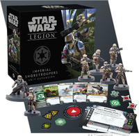 Star Wars Legion: Imperial Shoretroopers Unit Expansion image