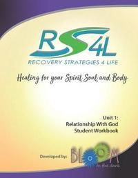 Recovery Strategies 4 Life Unit 1 Student Workbook by Ginny Priz