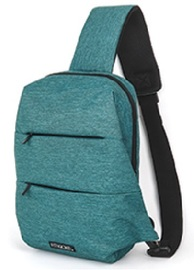 Fitkicks: Latitude Sling Bag - Teal image