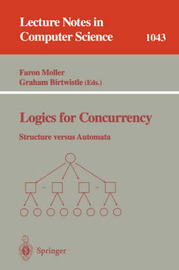 Logics for Concurrency
