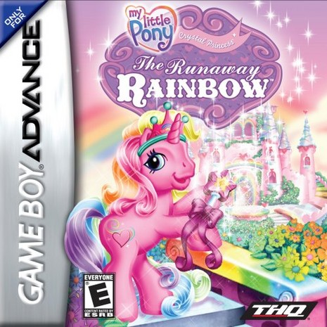 My Little Pony: The Runaway Rainbow for Game Boy Advance image