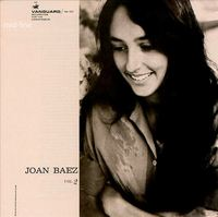 Joan Baez Volume 2 by Joan Baez