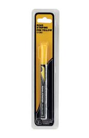 Woodland Scenics Road Striping Pen - Yellow