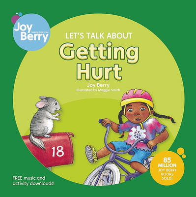 Let's Talk About Getting Hurt by Joy Berry image