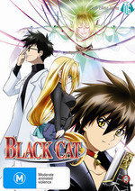 Black Cat - Vol. 6: Cat's Nine Lives on DVD