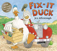 Fix-It Duck by Jez Alborough image