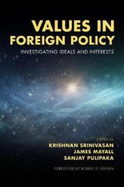 Values in Foreign Policy