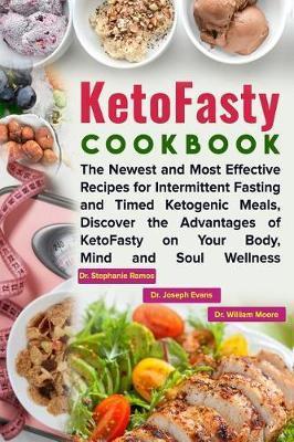 KetoFasty Cookbook by Joseph Evans