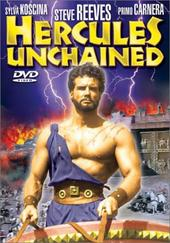 Hercules Unchained on DVD