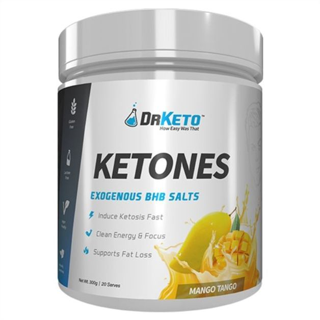 Dr Keto: Ketones - Mango Tango (20 Serve)