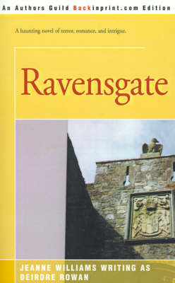 Ravensgate by Jeanne Williams image
