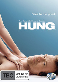 Hung - The Complete Second Season on DVD
