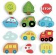 Hape: Lacing Vehicles