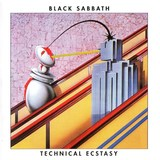Technical Ecstasy (LP) by Black Sabbath