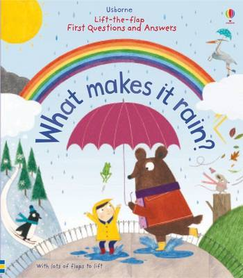 What Makes it Rain? by Katie Daynes