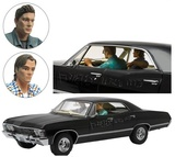 Supernatural: 1:18 1967 Chevrolet Impala - Die-Cast Replica