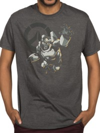 Overwatch Humanity's Champion Tee (XXX-Large)