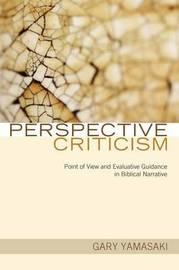 Perspective Criticism by Gary Yamasaki