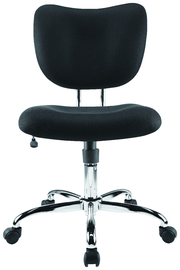 Brenton Studio Low Back Office Chair - Black