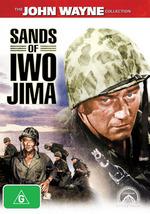 Sands Of Iwo Jima on DVD